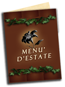 MENU ESTATE